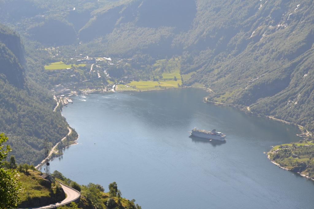 Geirangerfjord - Norvège