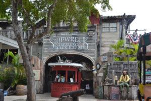 Musée Shipwreck à Key West