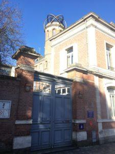 Maison de Jules Vernes à Amiens