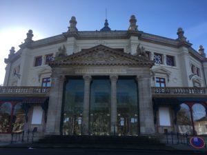 Cirque Jules Vernes à Amiens