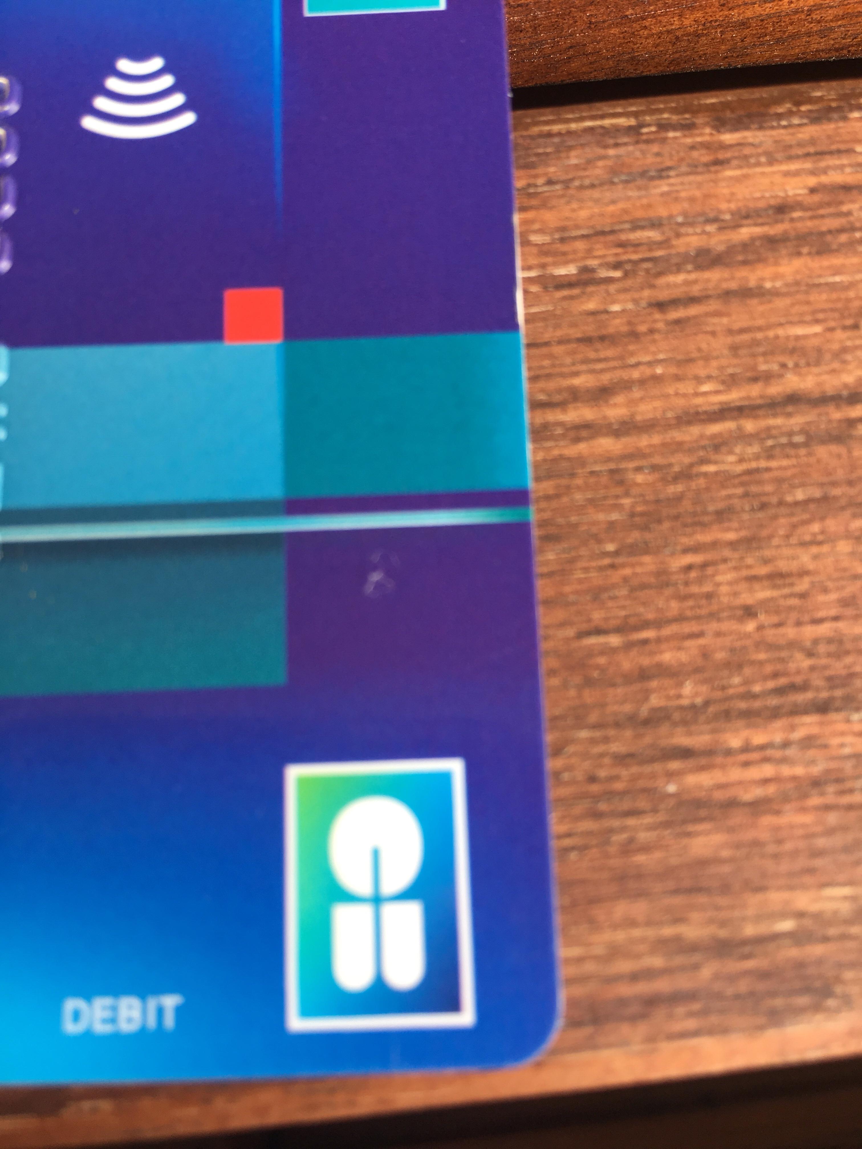 Carte de débit vs carte de crédit