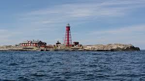 Pater Noster Lighthouse - hôtels insolites Suède